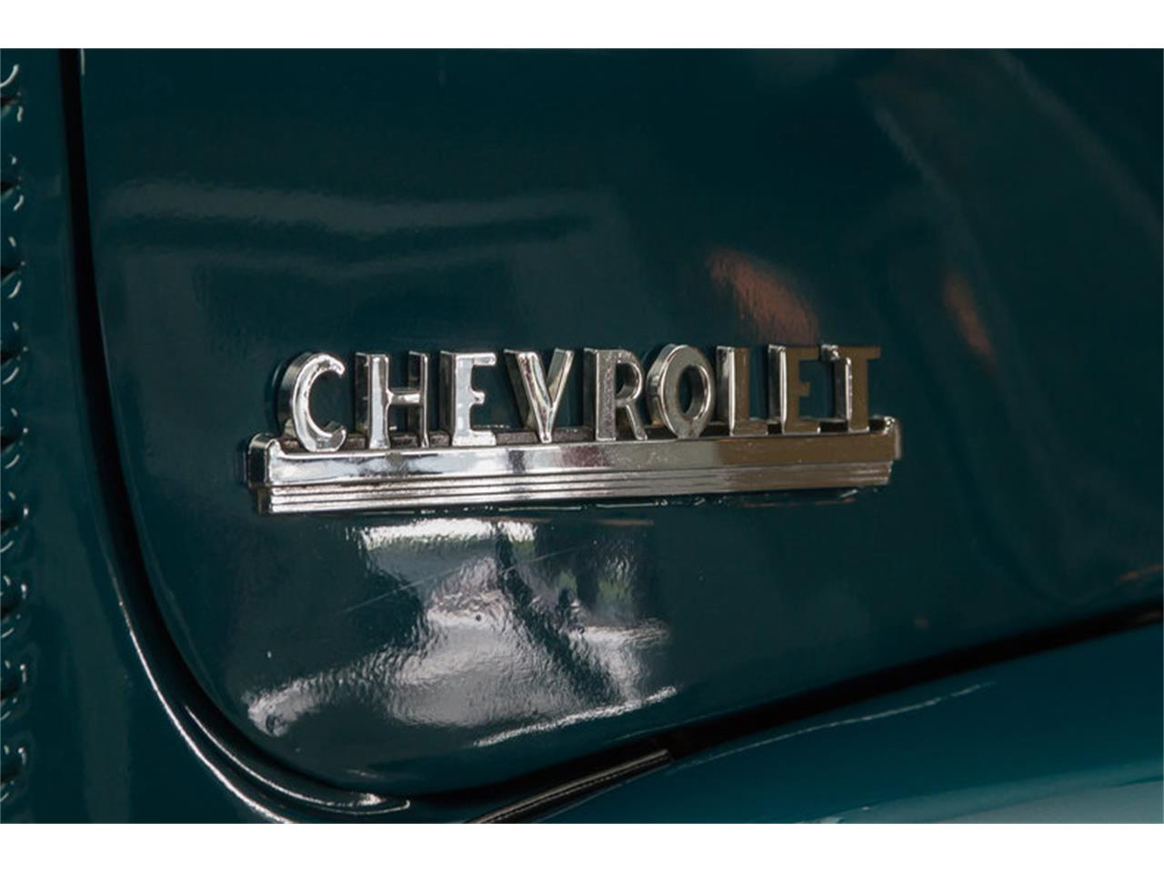Large Picture of 1952 Chevrolet 3100 5 Window Pickup - $54,900.00 Offered by Vanguard Motor Sales - FILE
