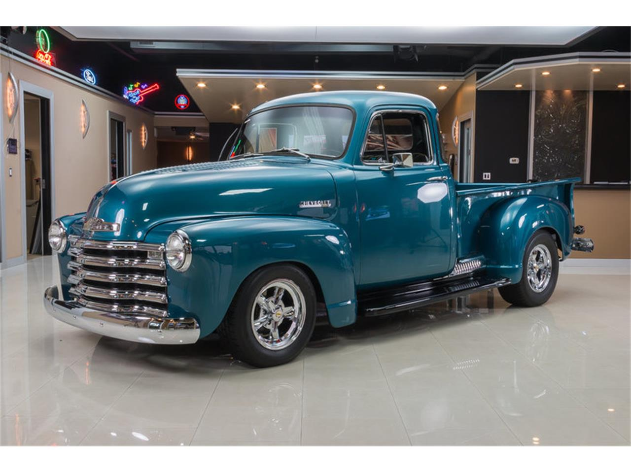 Large Picture of 1952 Chevrolet 3100 5 Window Pickup located in Plymouth Michigan - $54,900.00 Offered by Vanguard Motor Sales - FILE