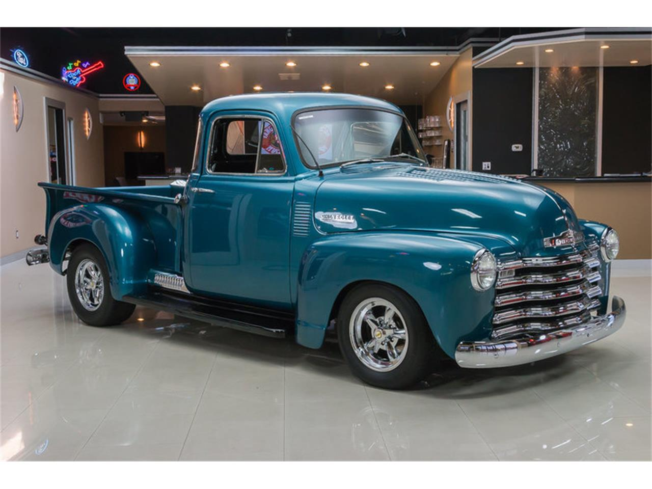 Large Picture of '52 Chevrolet 3100 5 Window Pickup located in Plymouth Michigan Offered by Vanguard Motor Sales - FILE