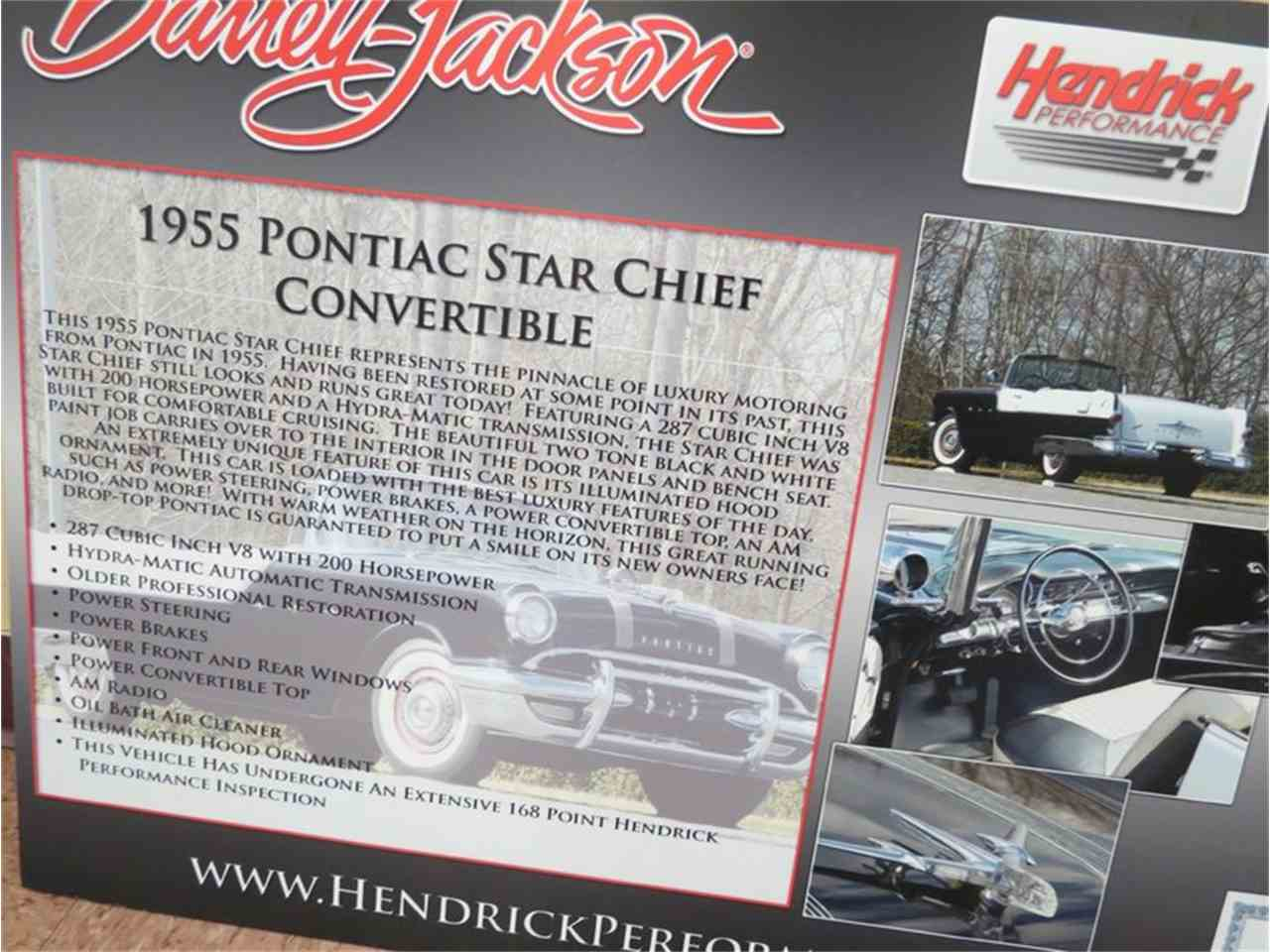 Large Picture of '55 Star Chief - FJG8