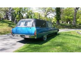 Picture of Classic 1972 Cadillac Hearse Offered by a Private Seller - FJJH