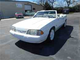 Picture of '93 Mustang - FJNO