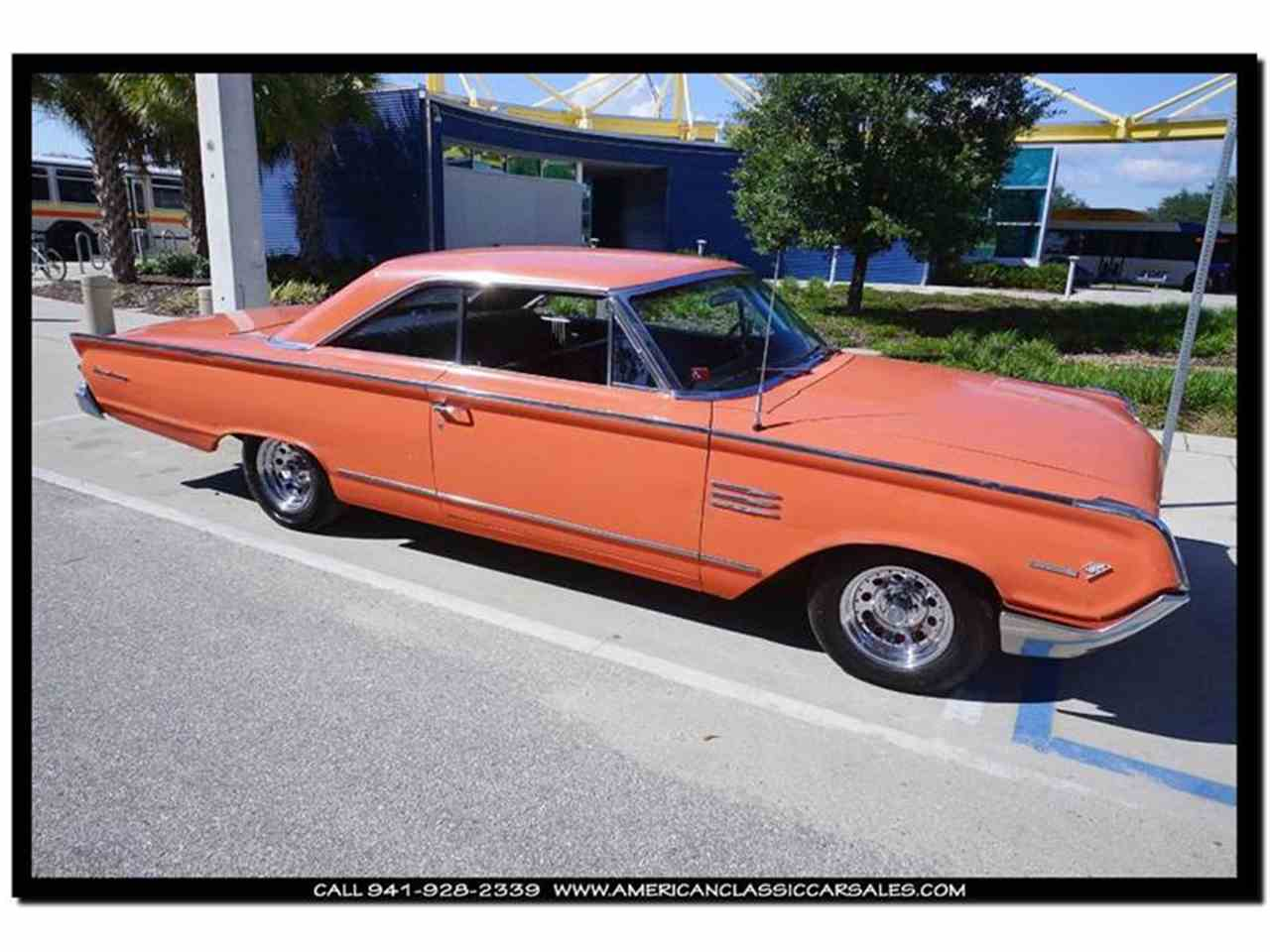 Large Picture of '64 Monterey located in Sarasota Florida Offered by American Classic Car Sales - FJWV