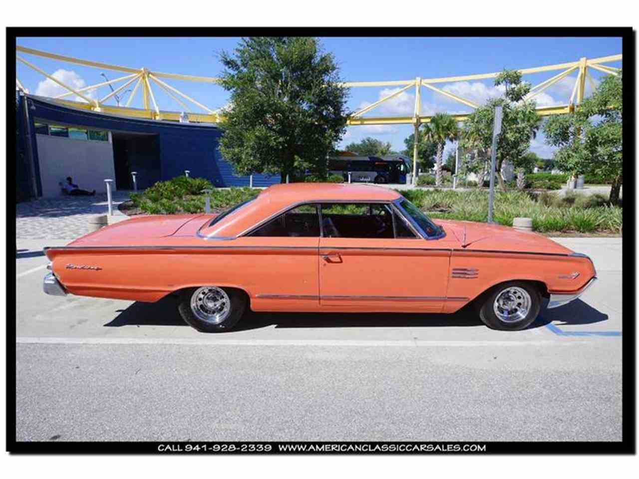 Large Picture of Classic 1964 Mercury Monterey located in Sarasota Florida - $12,620.00 Offered by American Classic Car Sales - FJWV