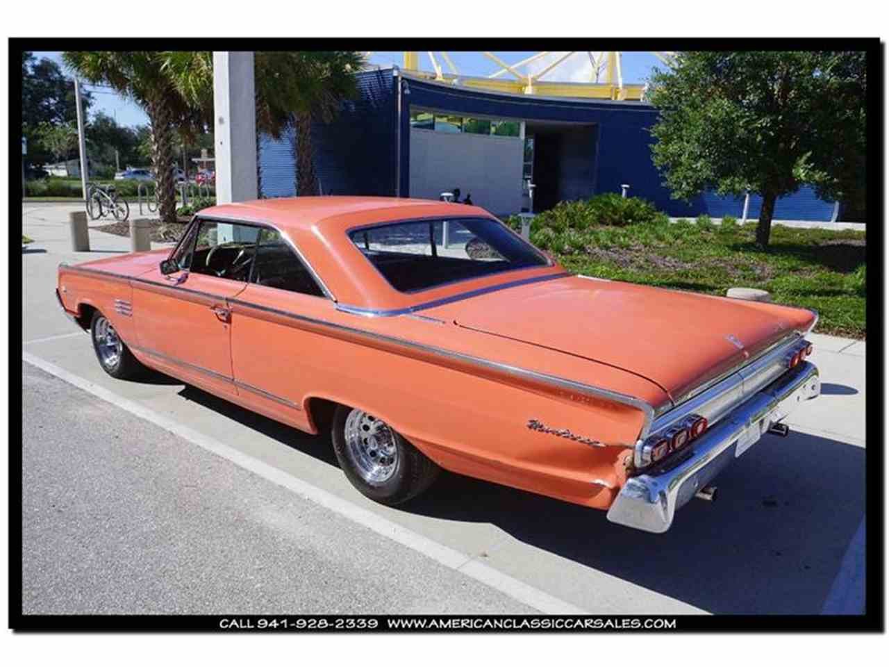 Large Picture of Classic 1964 Monterey located in Sarasota Florida - $12,620.00 Offered by American Classic Car Sales - FJWV