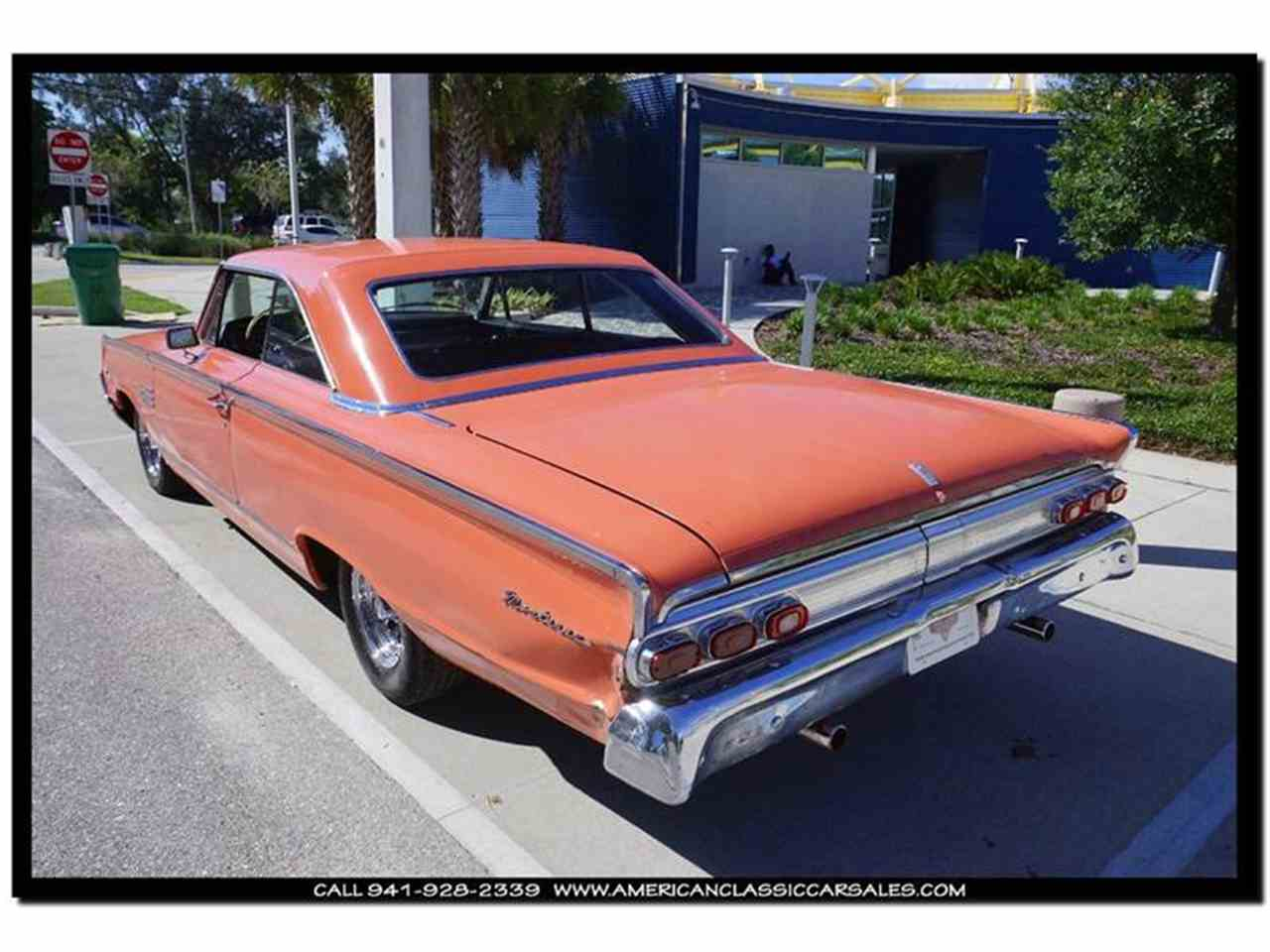 Large Picture of 1964 Mercury Monterey located in Sarasota Florida Offered by American Classic Car Sales - FJWV