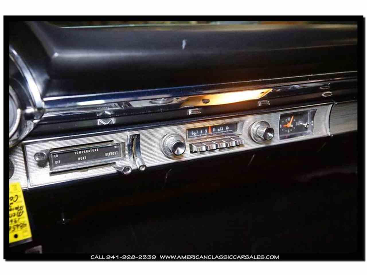 Large Picture of Classic 1964 Mercury Monterey located in Sarasota Florida - $12,620.00 - FJWV