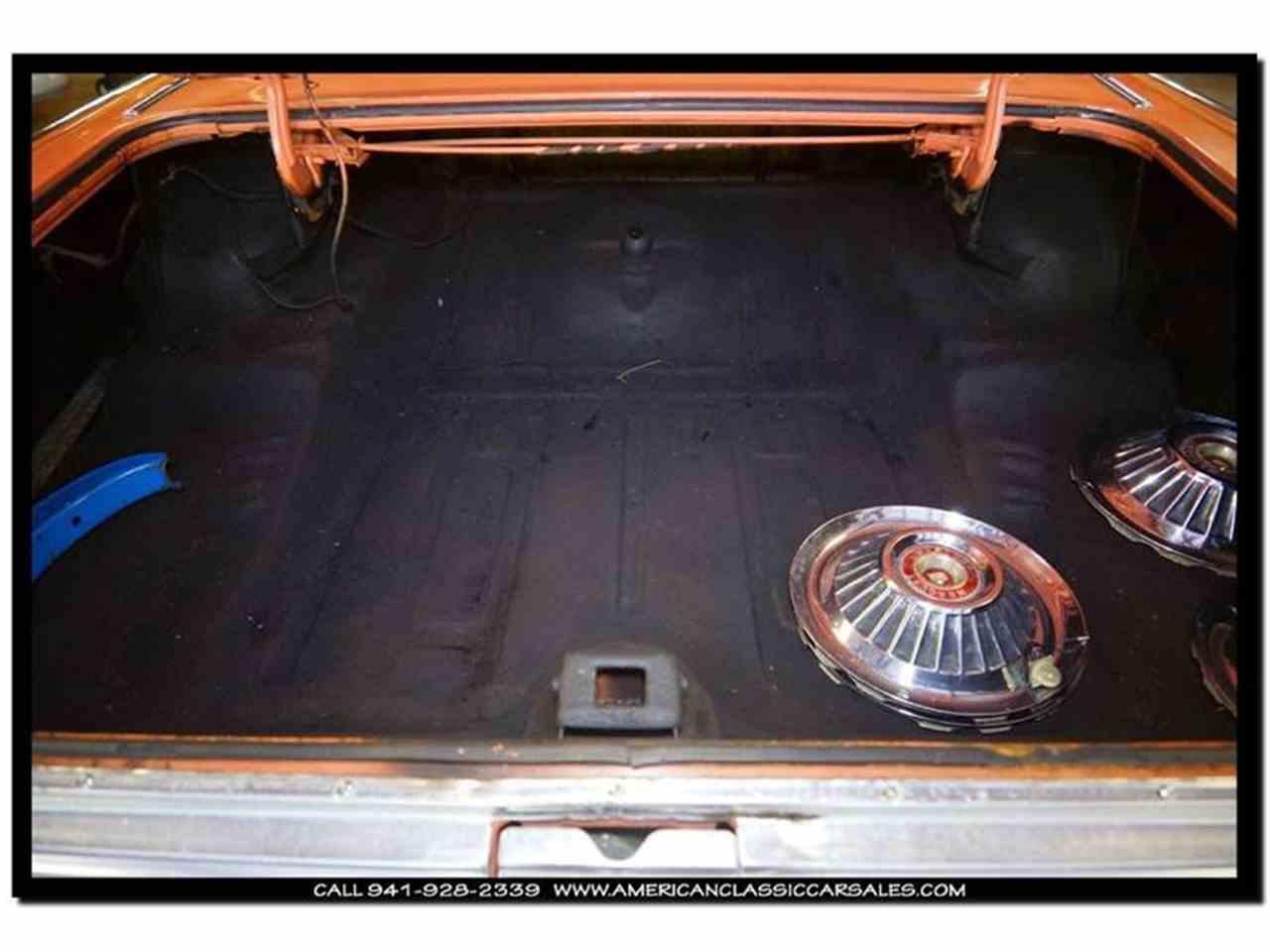 Large Picture of Classic '64 Mercury Monterey located in Sarasota Florida - $12,620.00 - FJWV