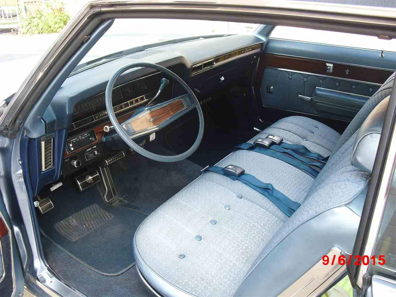 Large Picture of '69 Caprice - FK0U