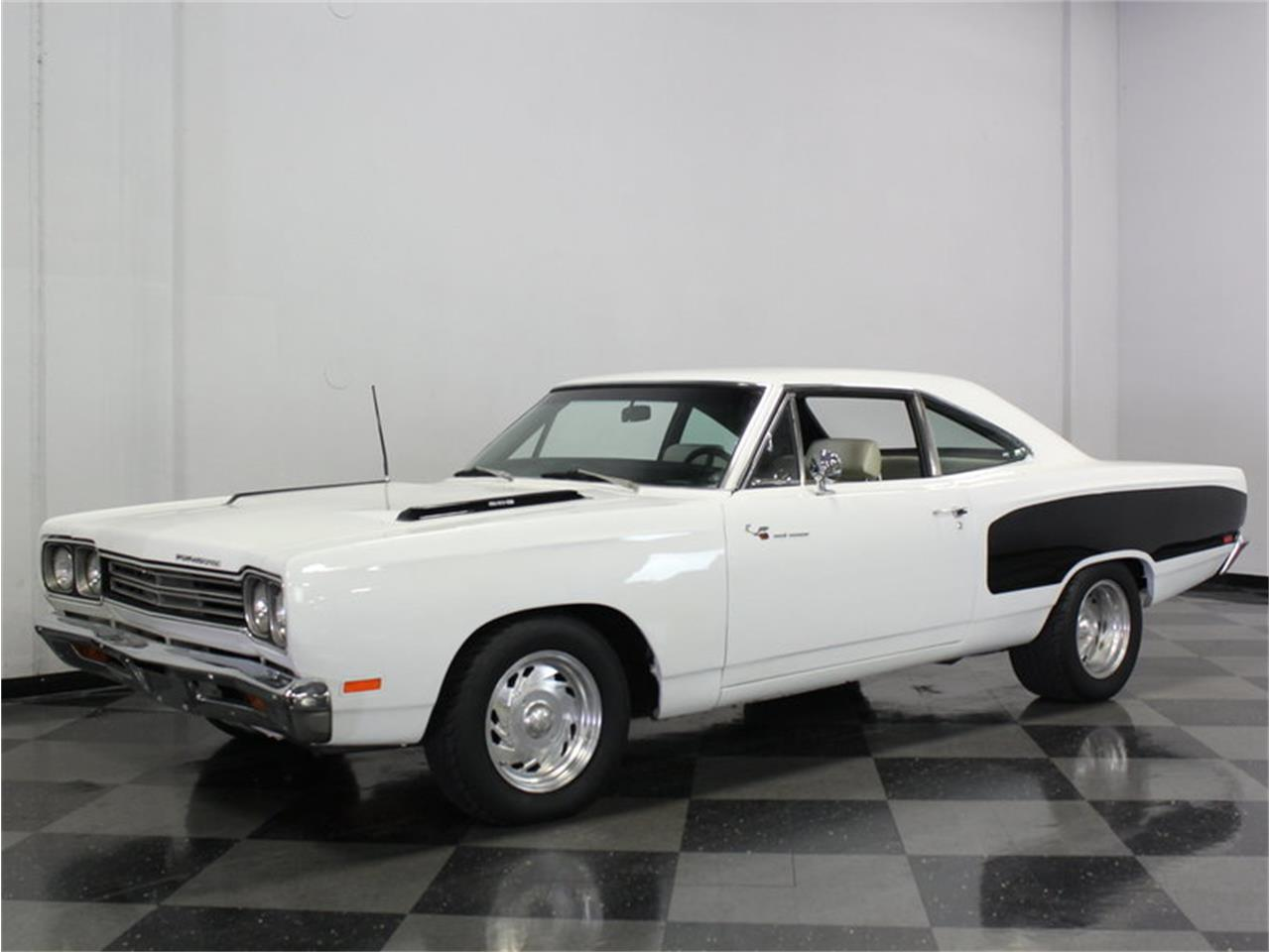 Large Picture of '69 Plymouth Road Runner - $33,995.00 Offered by Streetside Classics - Dallas / Fort Worth - FK5A