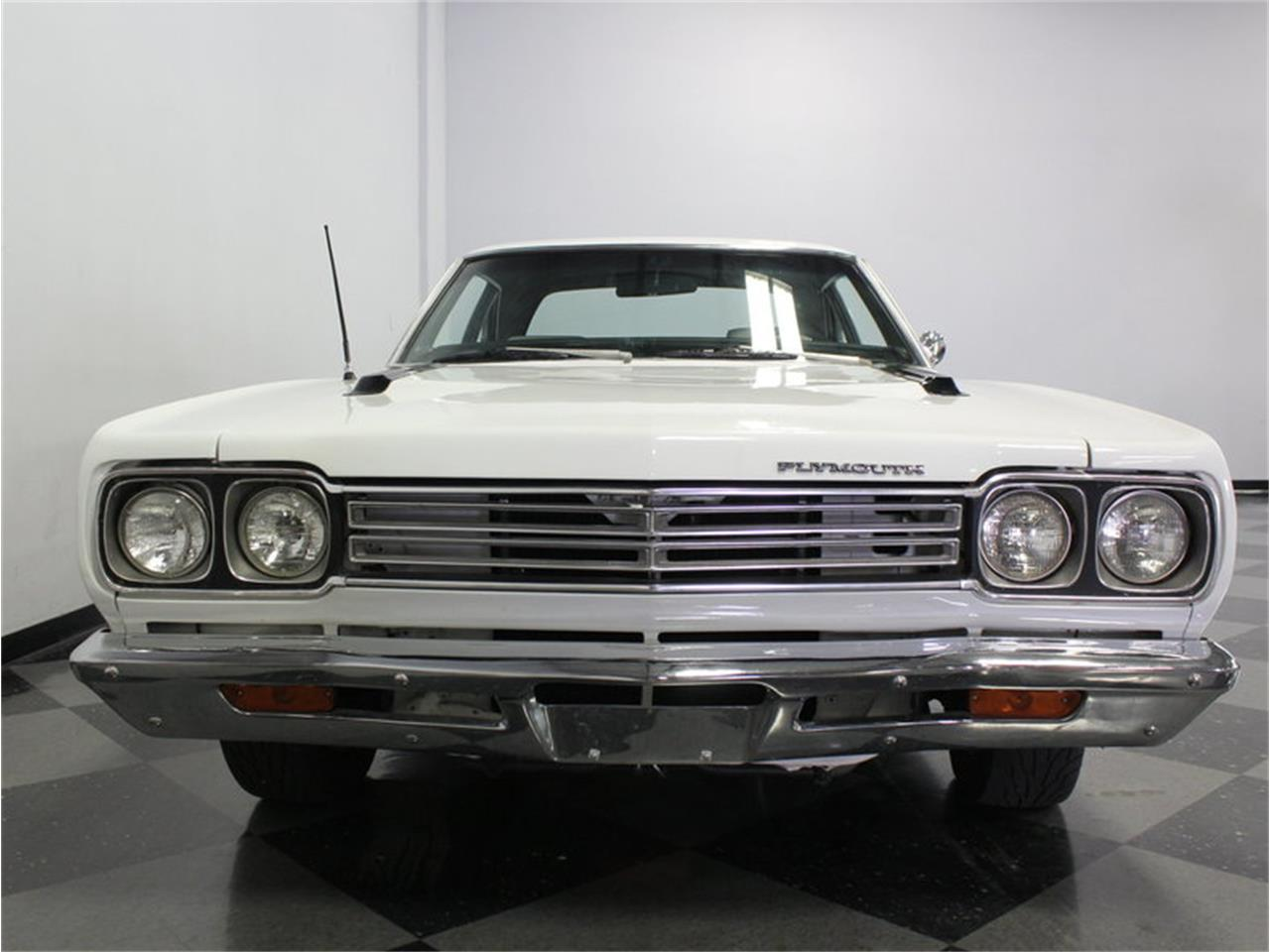 Large Picture of 1969 Plymouth Road Runner located in Ft Worth Texas - $33,995.00 Offered by Streetside Classics - Dallas / Fort Worth - FK5A