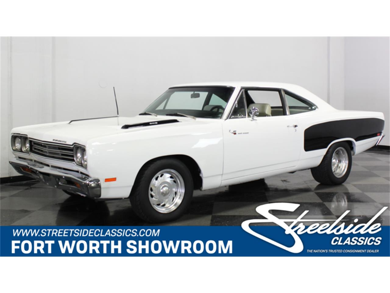 Large Picture of Classic 1969 Plymouth Road Runner located in Ft Worth Texas - $33,995.00 - FK5A