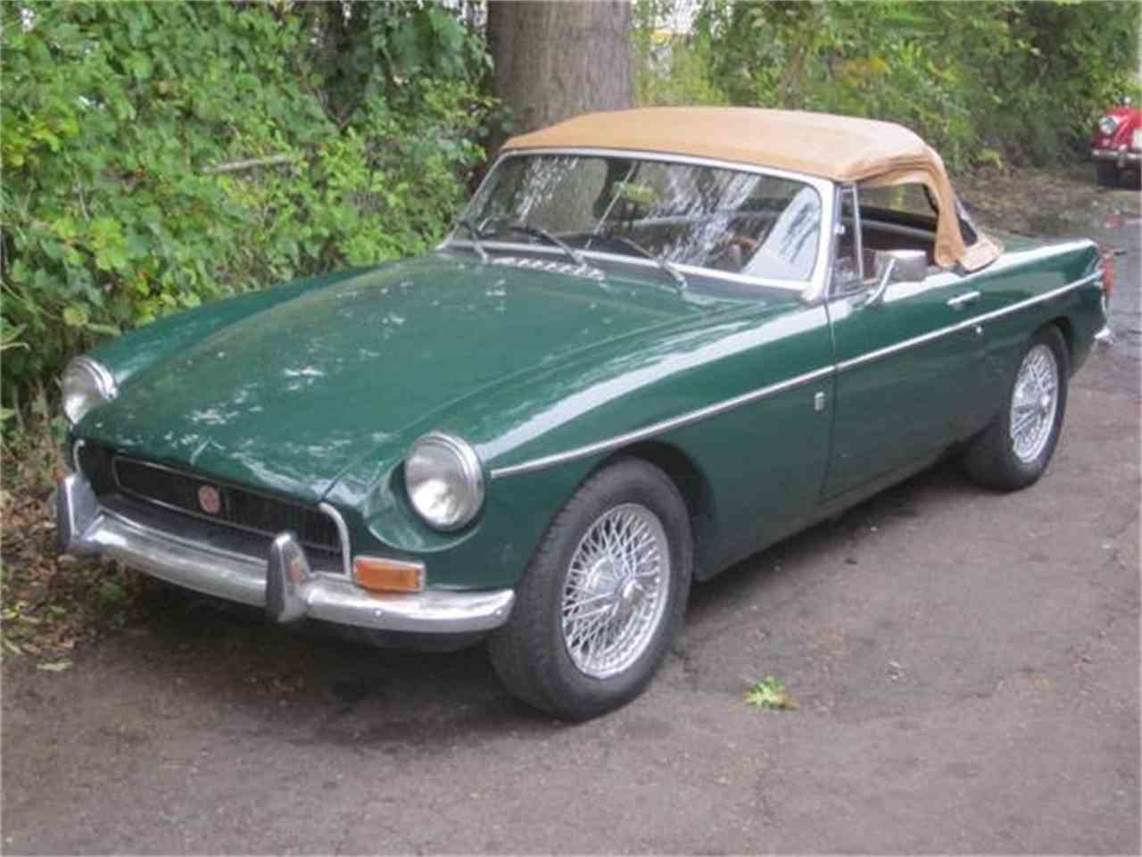 Large Picture of '72 MGB - FK9I