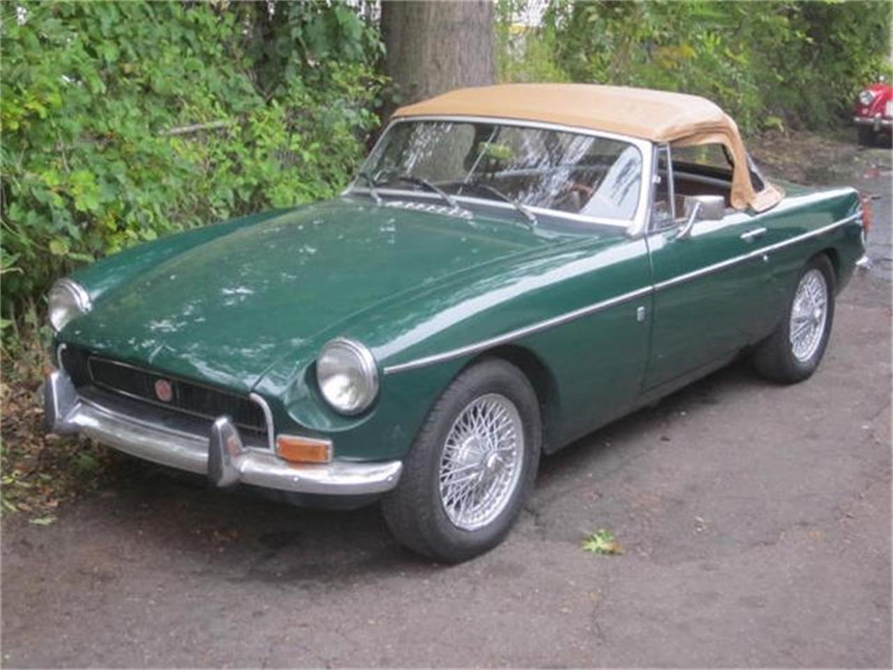 Large Picture of Classic '72 MGB Offered by The New England Classic Car Co. - FK9I