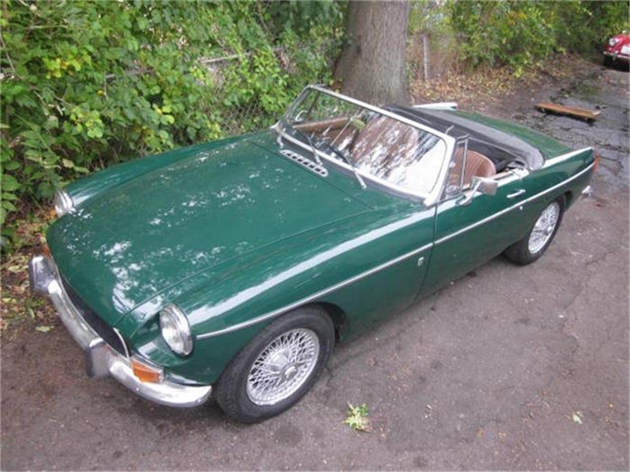 Large Picture of Classic 1972 MG MGB located in Connecticut - $15,900.00 - FK9I