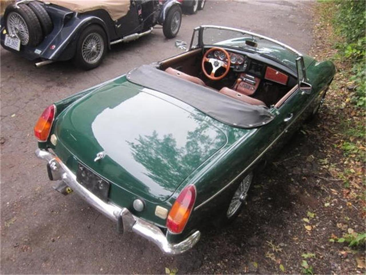 Large Picture of 1972 MG MGB located in Connecticut - FK9I