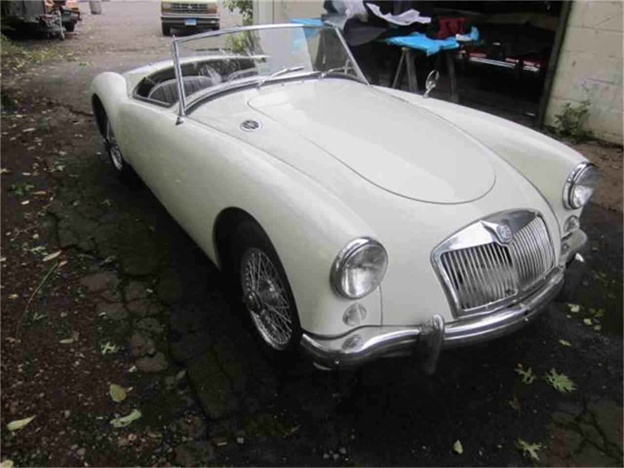 Large Picture of '58 MGA 1500 Offered by The New England Classic Car Co. - FKAN