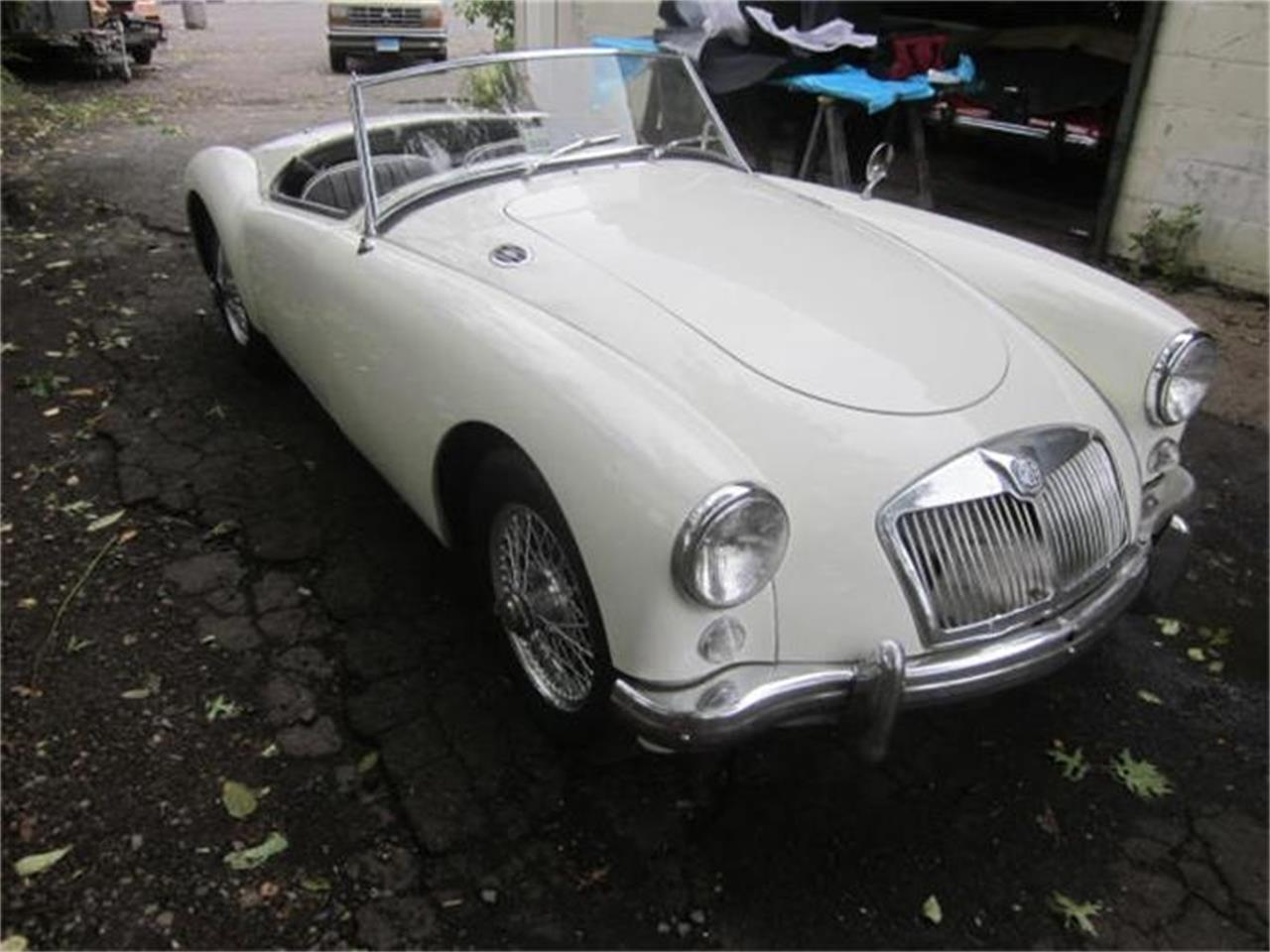 Large Picture of '58 MGA 1500 - FKAN