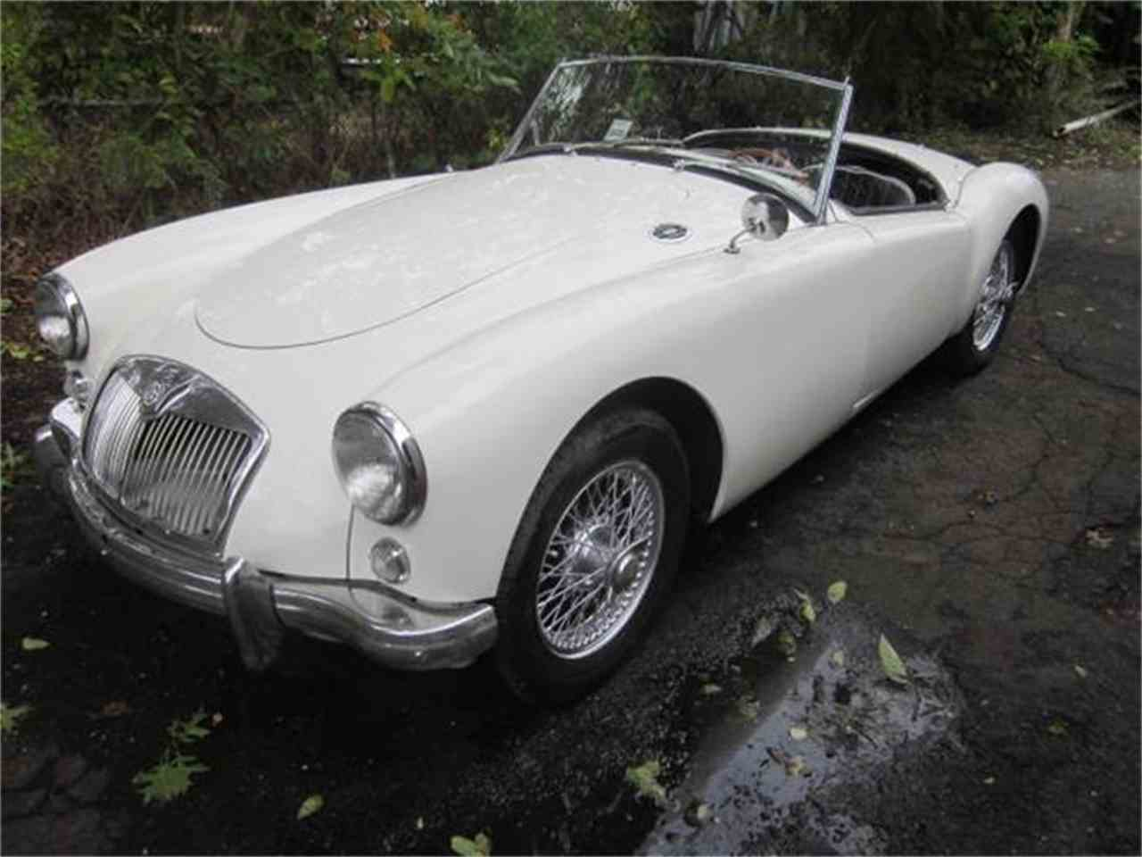 Large Picture of '58 MG MGA 1500 - $27,900.00 - FKAN
