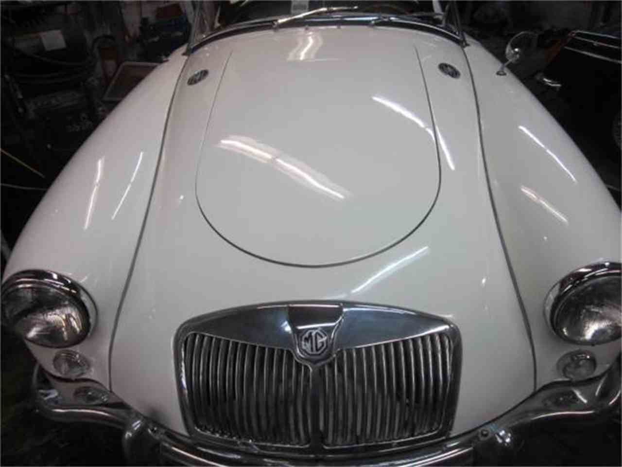 Large Picture of '58 MGA 1500 - $27,900.00 Offered by The New England Classic Car Co. - FKAN