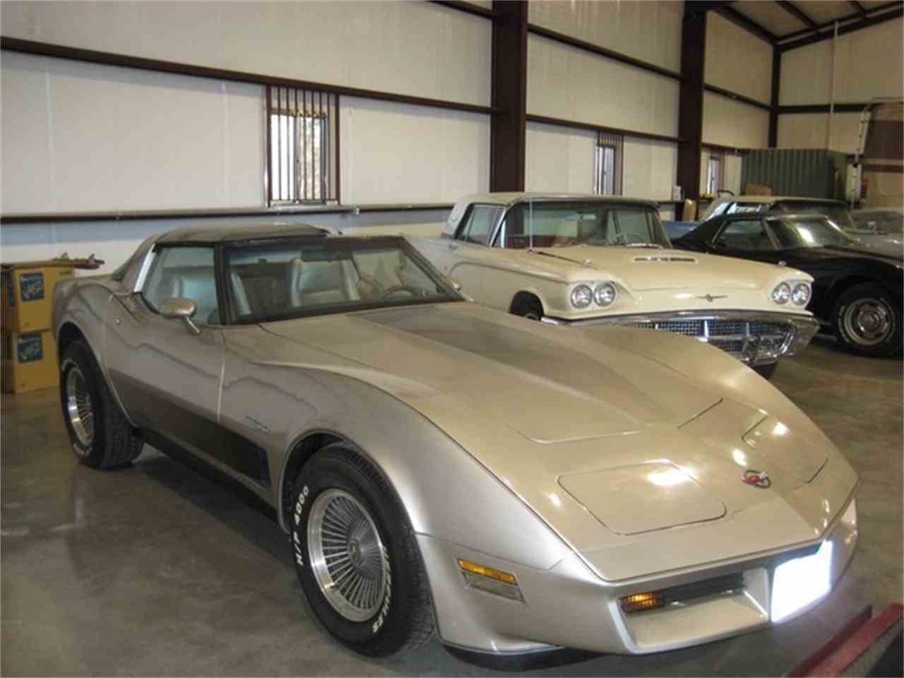 Large Picture of '82 Corvette Offered by TX Collector Classic Cars - FKDL