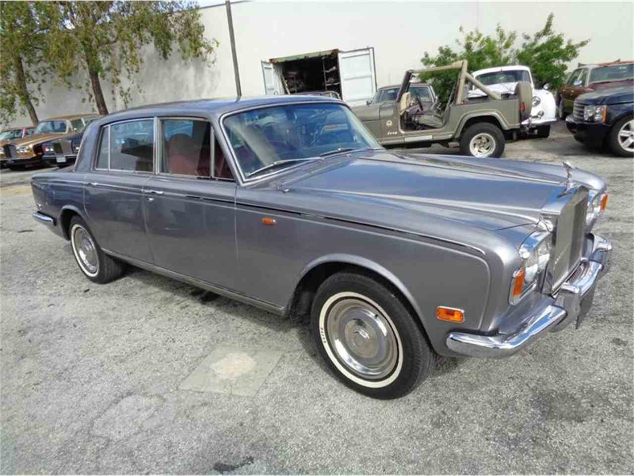 Large Picture of '73 Silver Shadow - FKPS