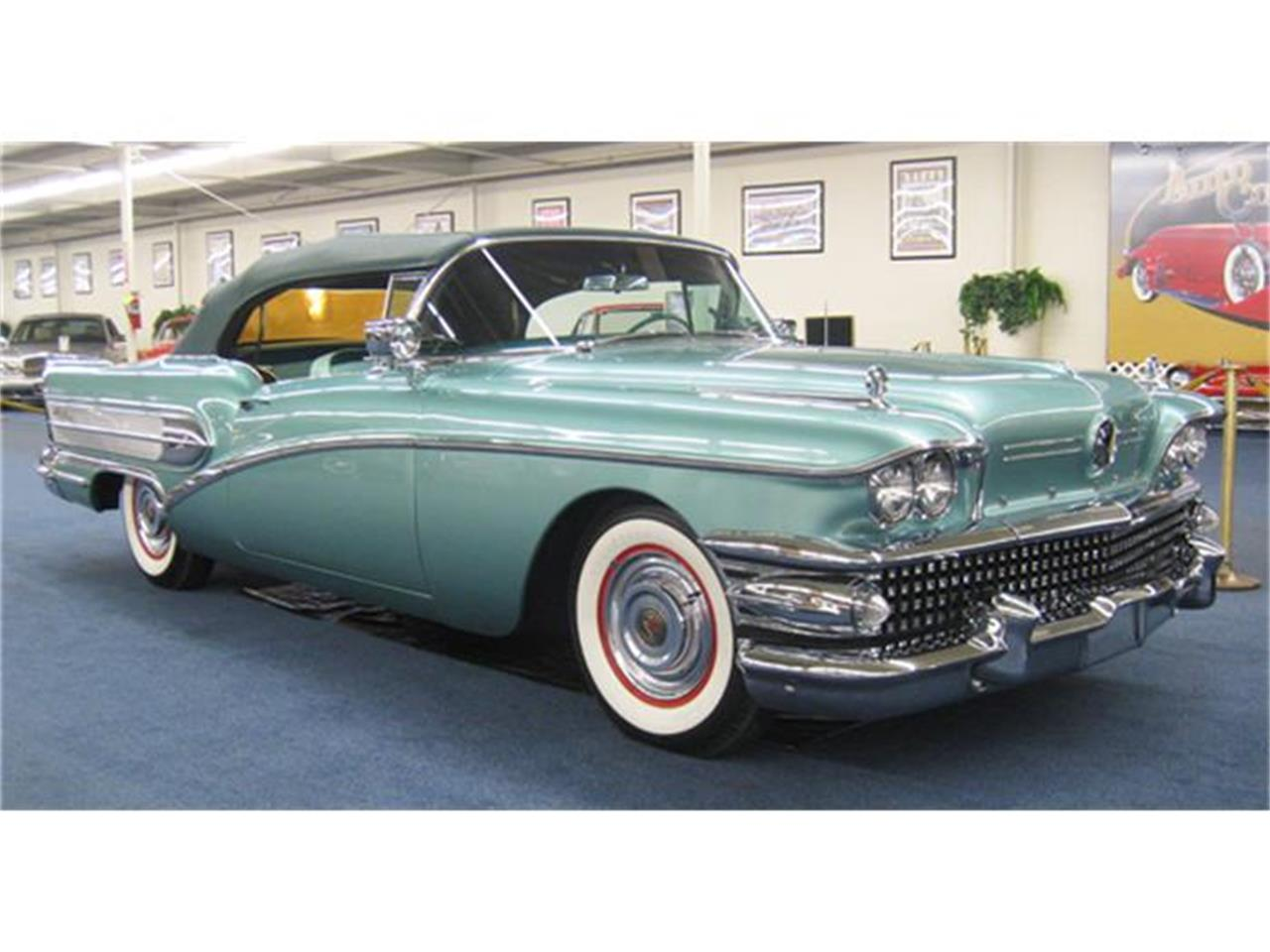 Large Picture of Classic 1958 Century located in Las Vegas Nevada Auction Vehicle Offered by The Auto Collections - FKY5