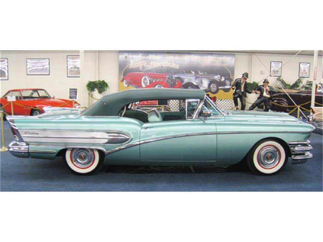Large Picture of Classic '58 Buick Century located in Las Vegas Nevada Auction Vehicle Offered by The Auto Collections - FKY5