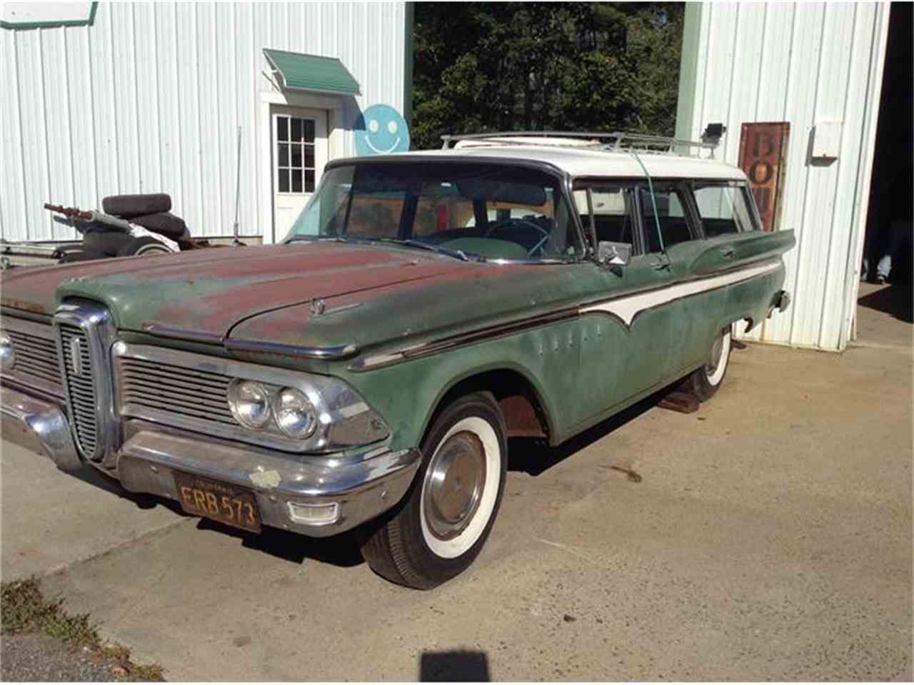 1959 Edsel Station Wagon for Sale | ClassicCars.com | CC-727162