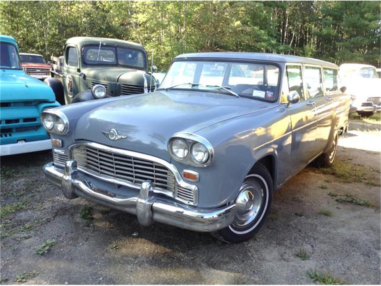 Large Picture of Classic '68 Checker Station Wagon - $8,000.00 - FL35