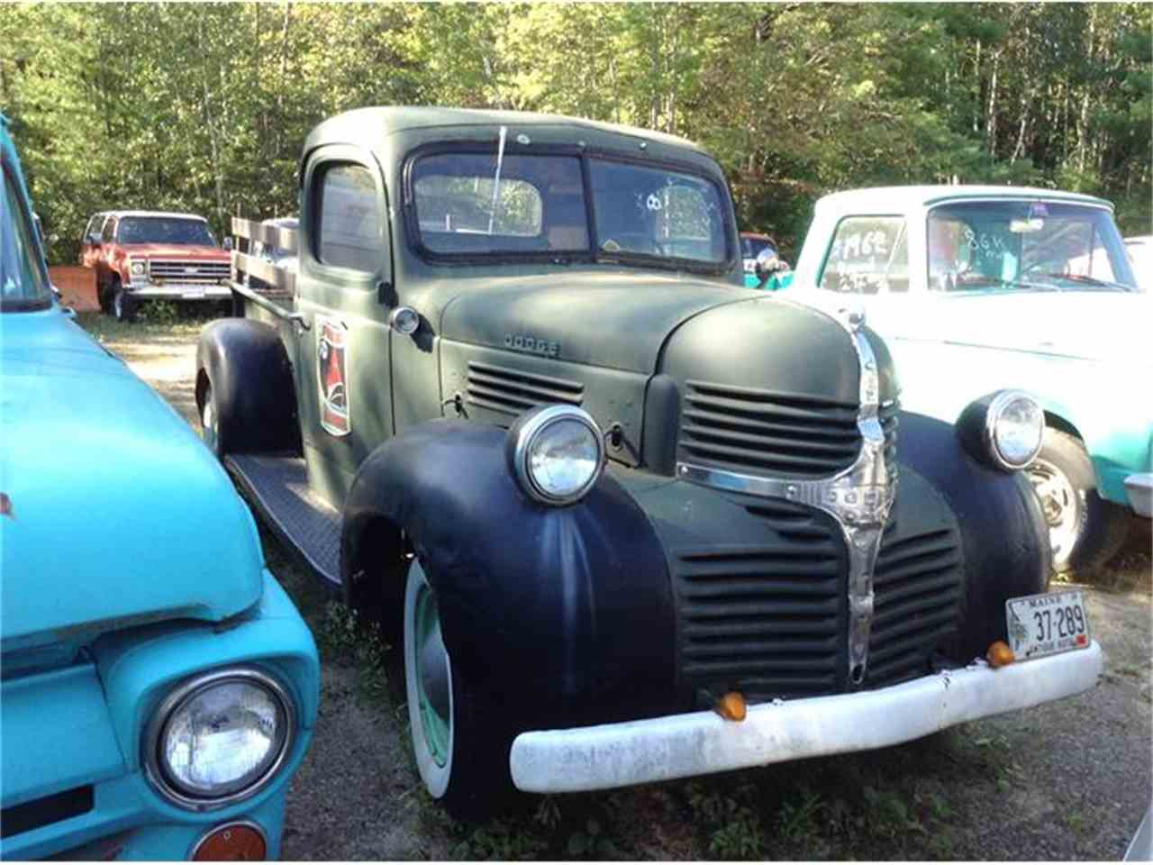 1947 Dodge Truck for Sale | ClicCars.com | CC-727170