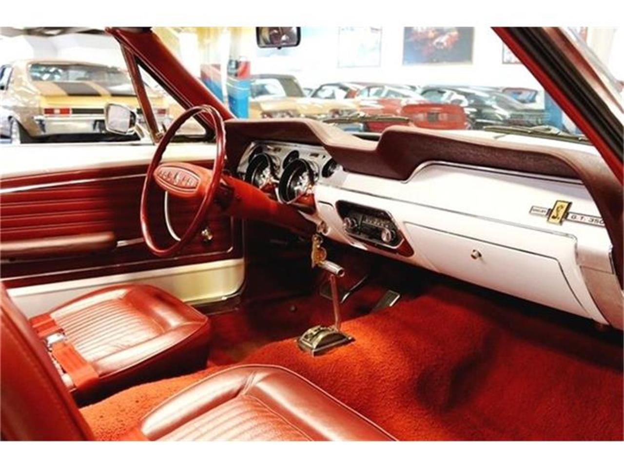 Large Picture of Classic '68 Ford Mustang GT350 located in Texas - $46,900.00 Offered by A&E Classic Cars - FL3T