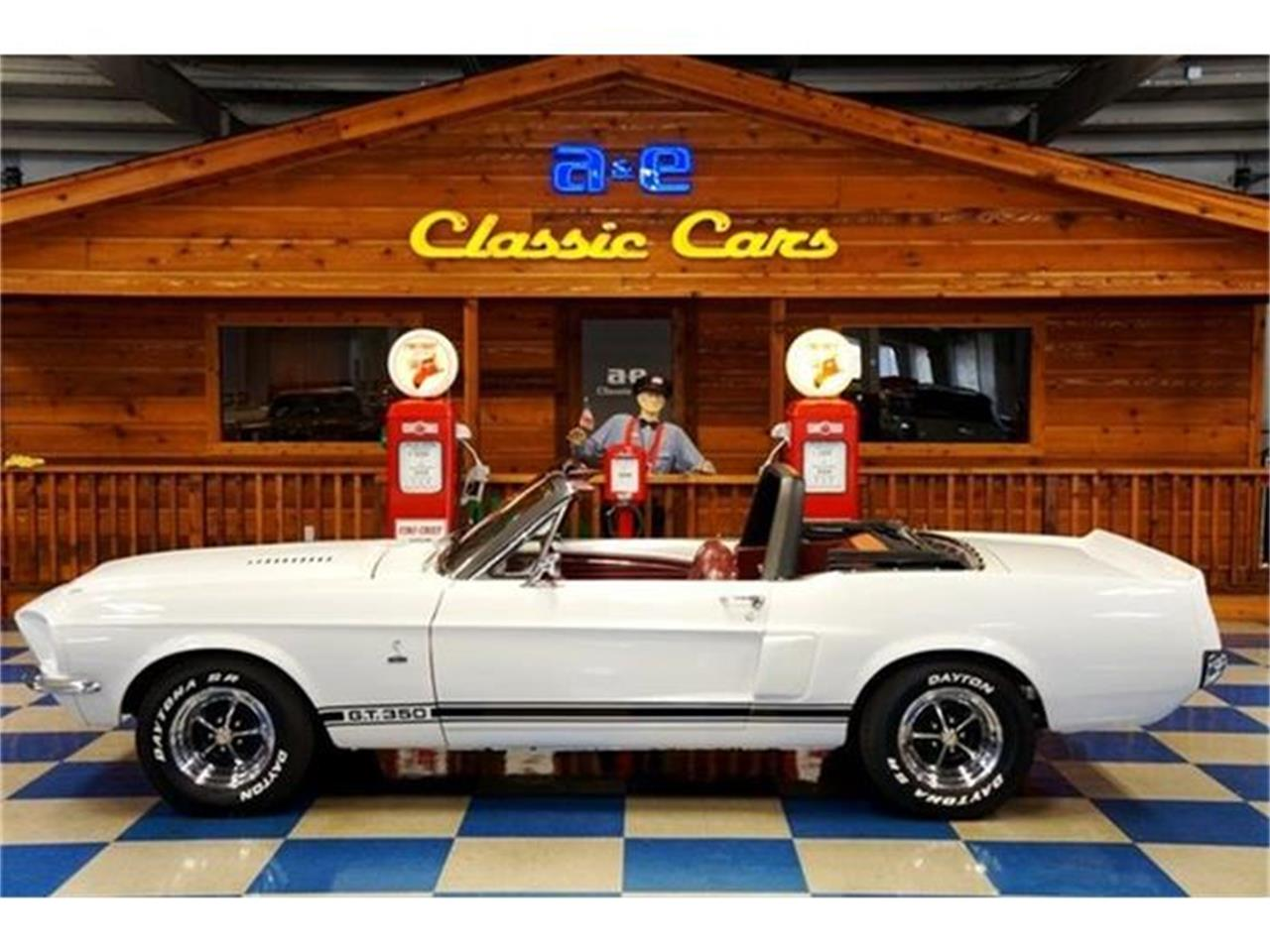 Large Picture of 1968 Ford Mustang GT350 Offered by A&E Classic Cars - FL3T