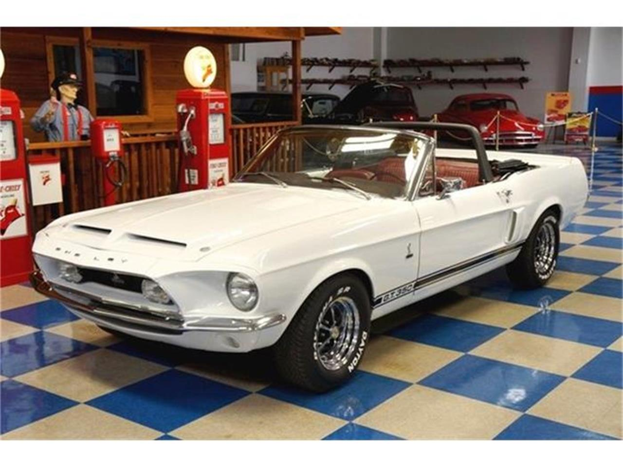 Large Picture of Classic '68 Mustang GT350 located in Texas Offered by A&E Classic Cars - FL3T