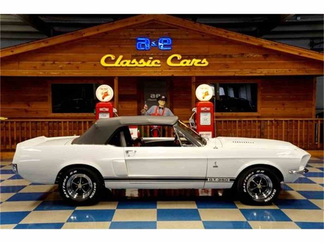 Large Picture of '68 Mustang GT350 - FL3T