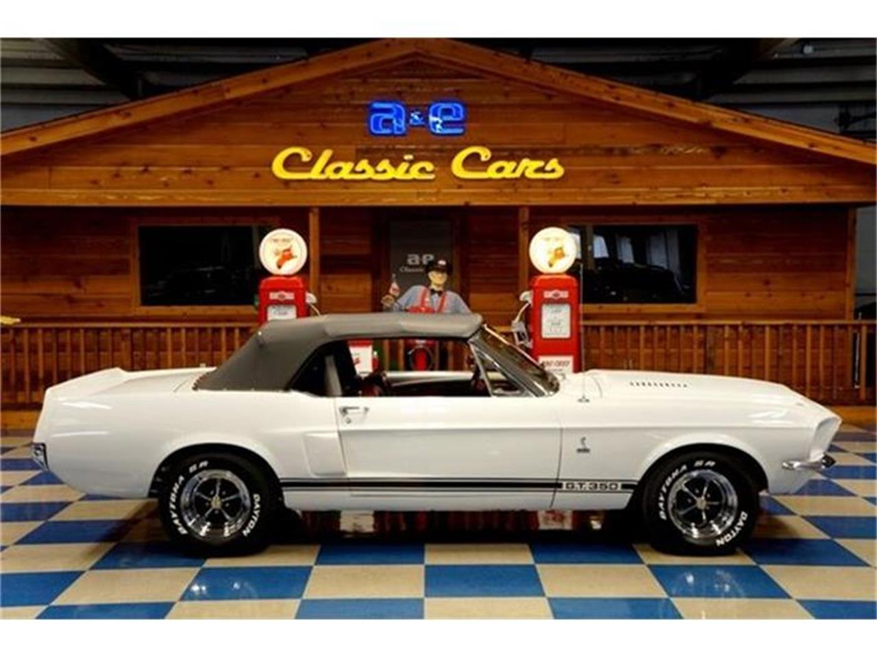 Large Picture of Classic 1968 Ford Mustang GT350 located in New Braunfels Texas Offered by A&E Classic Cars - FL3T