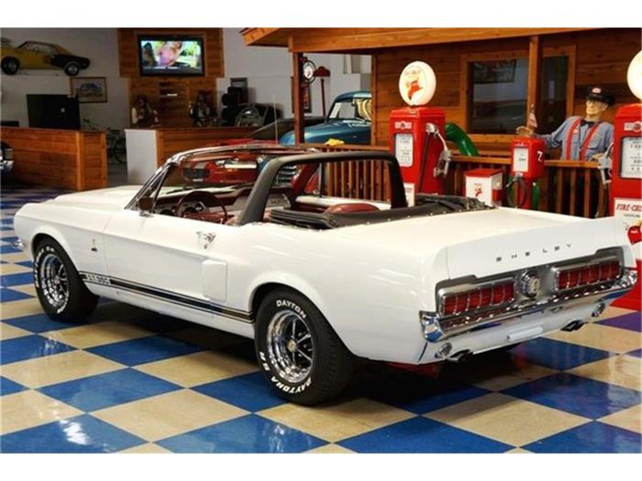 Large Picture of 1968 Mustang GT350 located in New Braunfels Texas Offered by A&E Classic Cars - FL3T