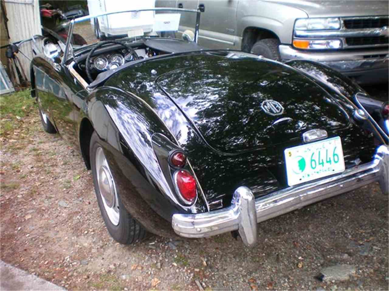 Large Picture of '60 MGA - FL6W