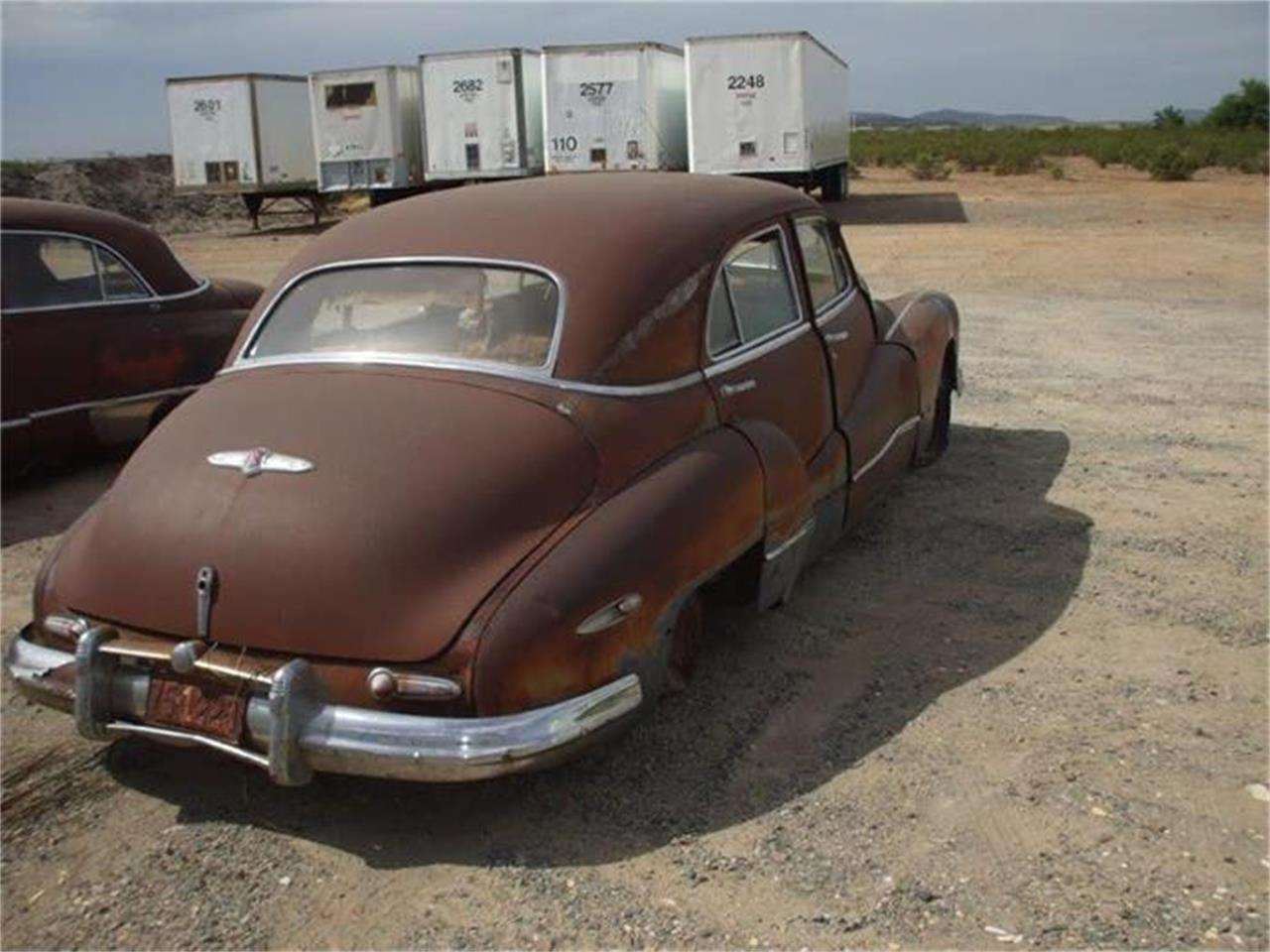 Large Picture of '49 Antique located in Arizona - $2,950.00 Offered by Desert Valley Auto Parts - FL77