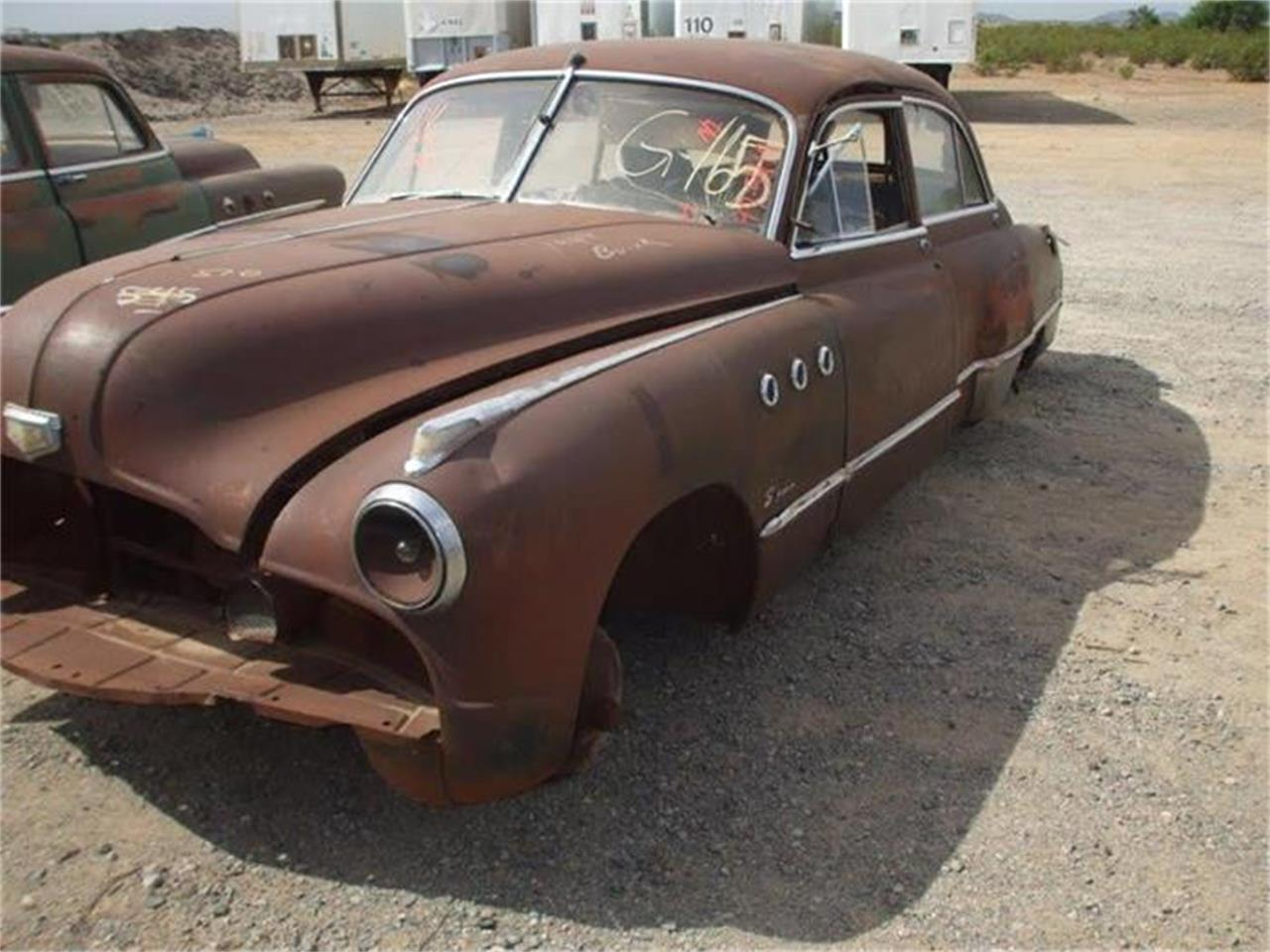 Large Picture of 1949 Buick Antique - $2,950.00 Offered by Desert Valley Auto Parts - FL77