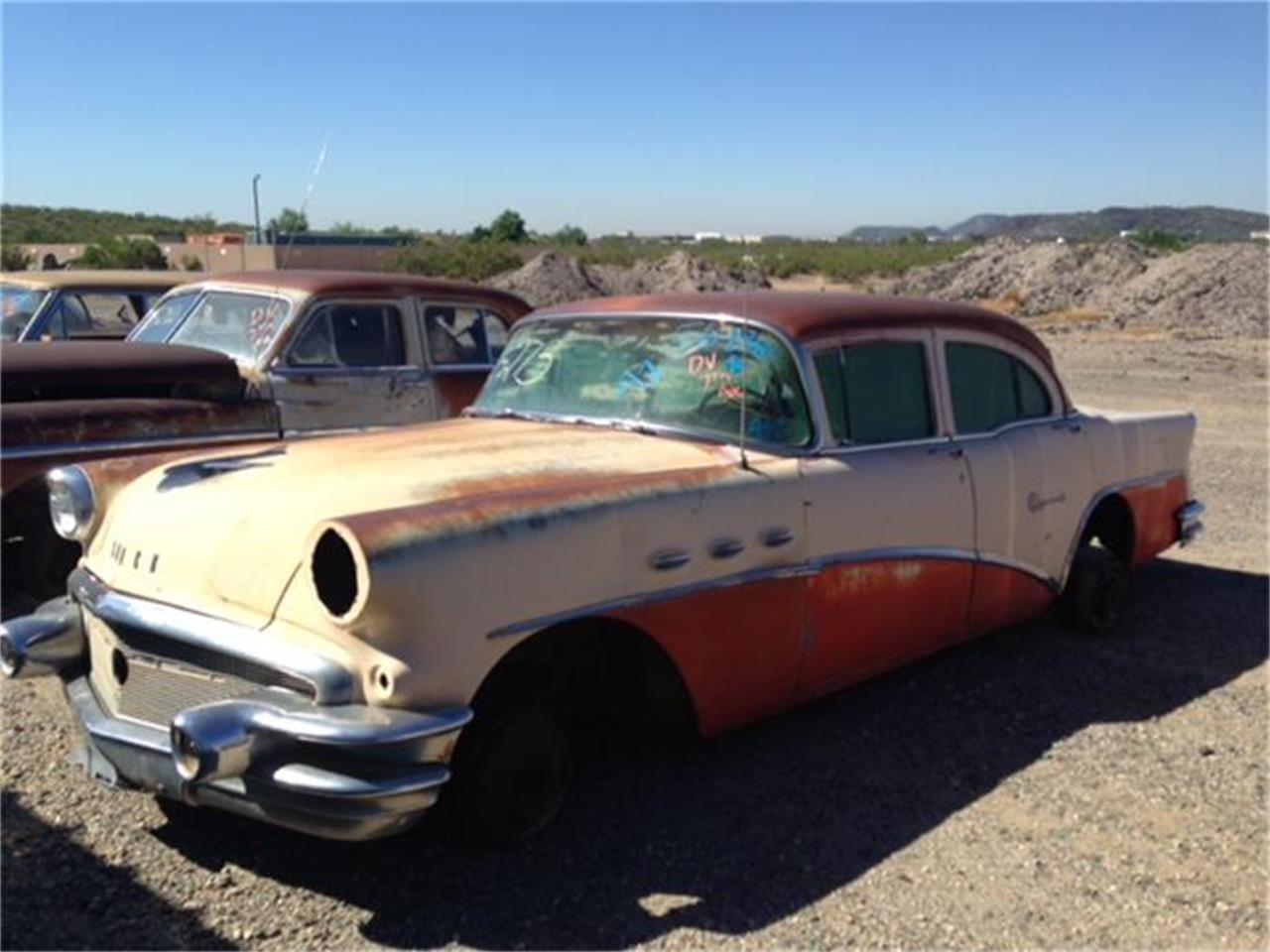 Large Picture of '56 Buick Special Offered by Desert Valley Auto Parts - FL7E
