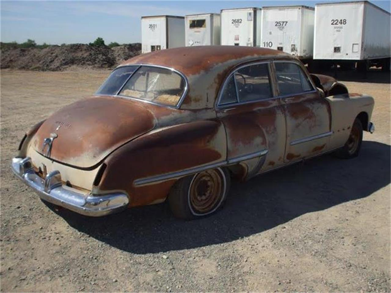Large Picture of Classic 1948 4-Dr Sedan located in Phoenix Arizona - $2,250.00 - FL7J