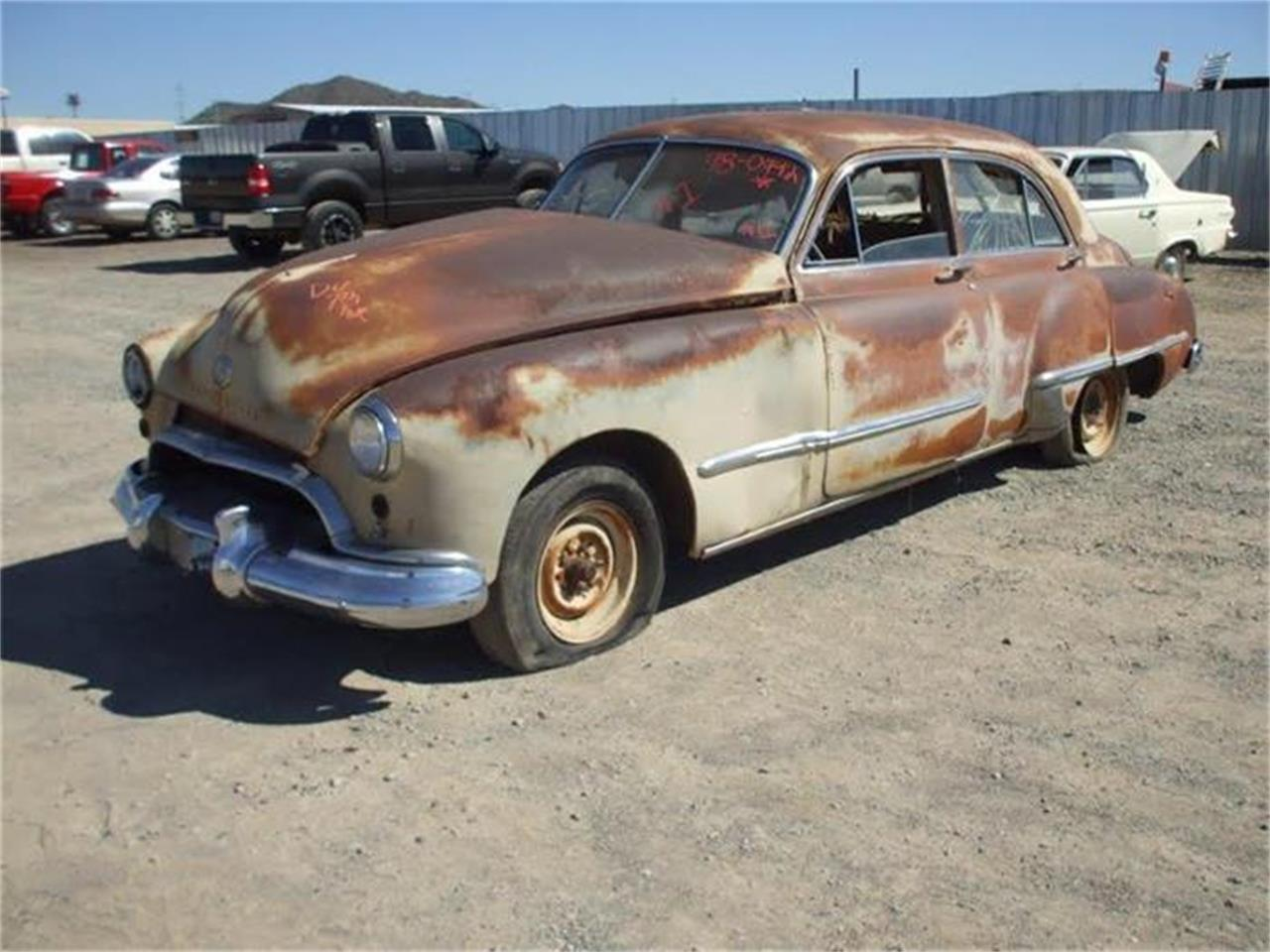 Large Picture of '48 4-Dr Sedan - $2,250.00 Offered by Desert Valley Auto Parts - FL7J
