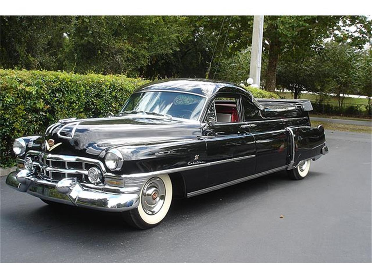 Large Picture of Classic 1952 S&S Florentine located in Mount Dora (Orlando) Florida Offered by Classic Dreamcars, Inc. - FL81