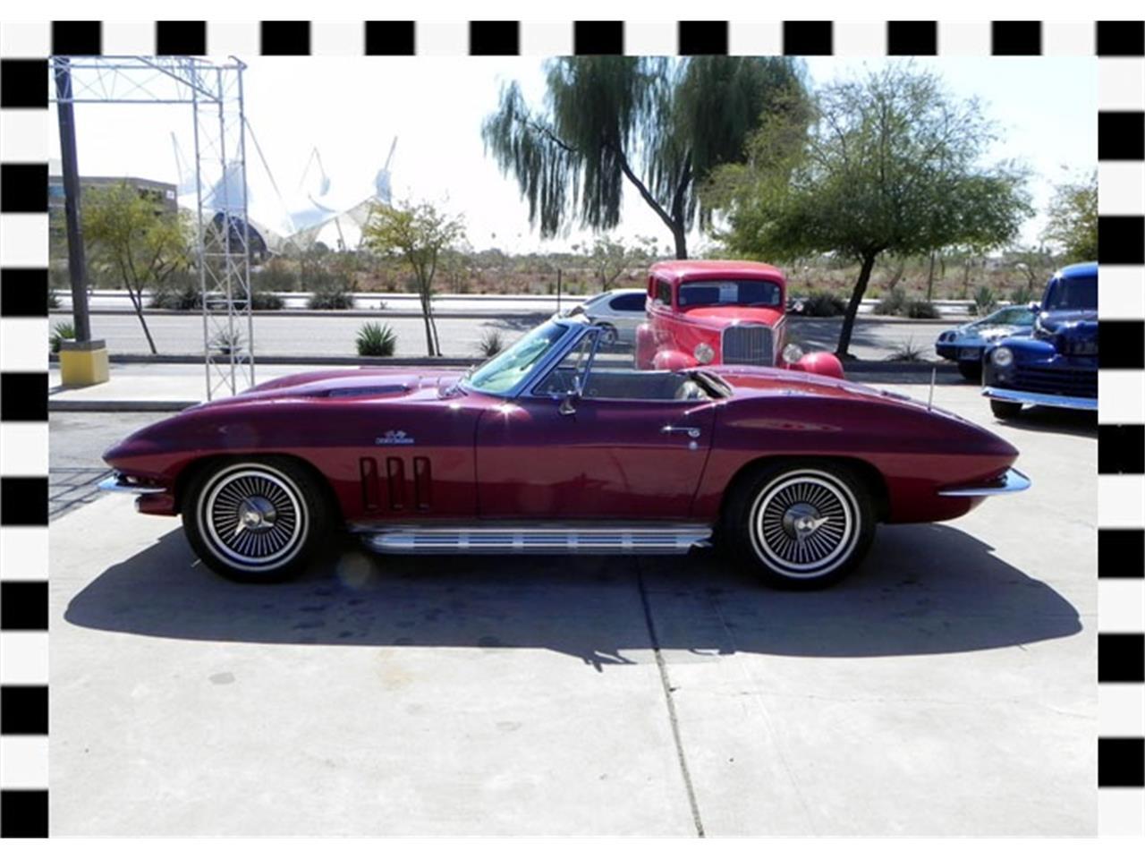 Large Picture of 1966 Chevrolet Corvette - FLDD