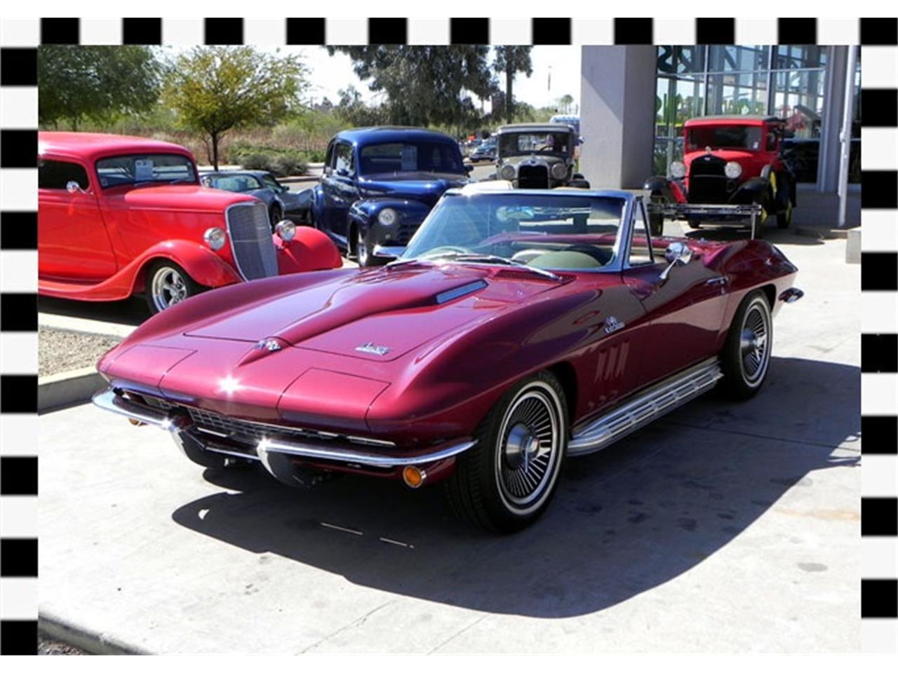 Large Picture of Classic '66 Chevrolet Corvette - $99,900.00 Offered by a Private Seller - FLDD