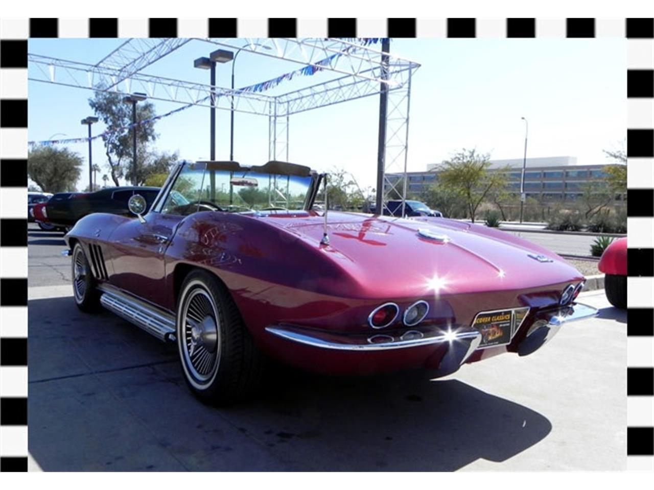 Large Picture of Classic '66 Chevrolet Corvette - FLDD
