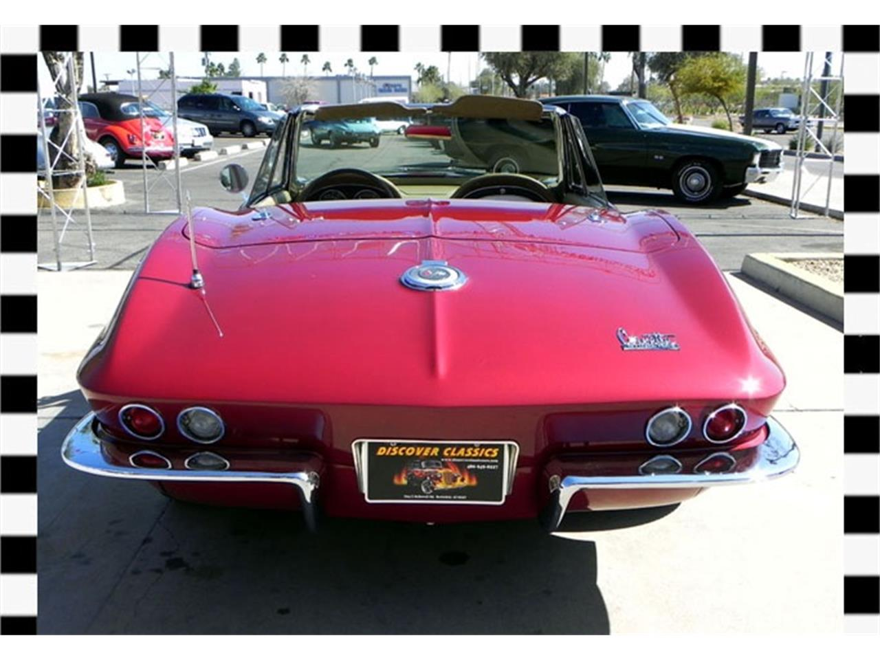 Large Picture of Classic 1966 Chevrolet Corvette located in Calgary Alberta Offered by a Private Seller - FLDD