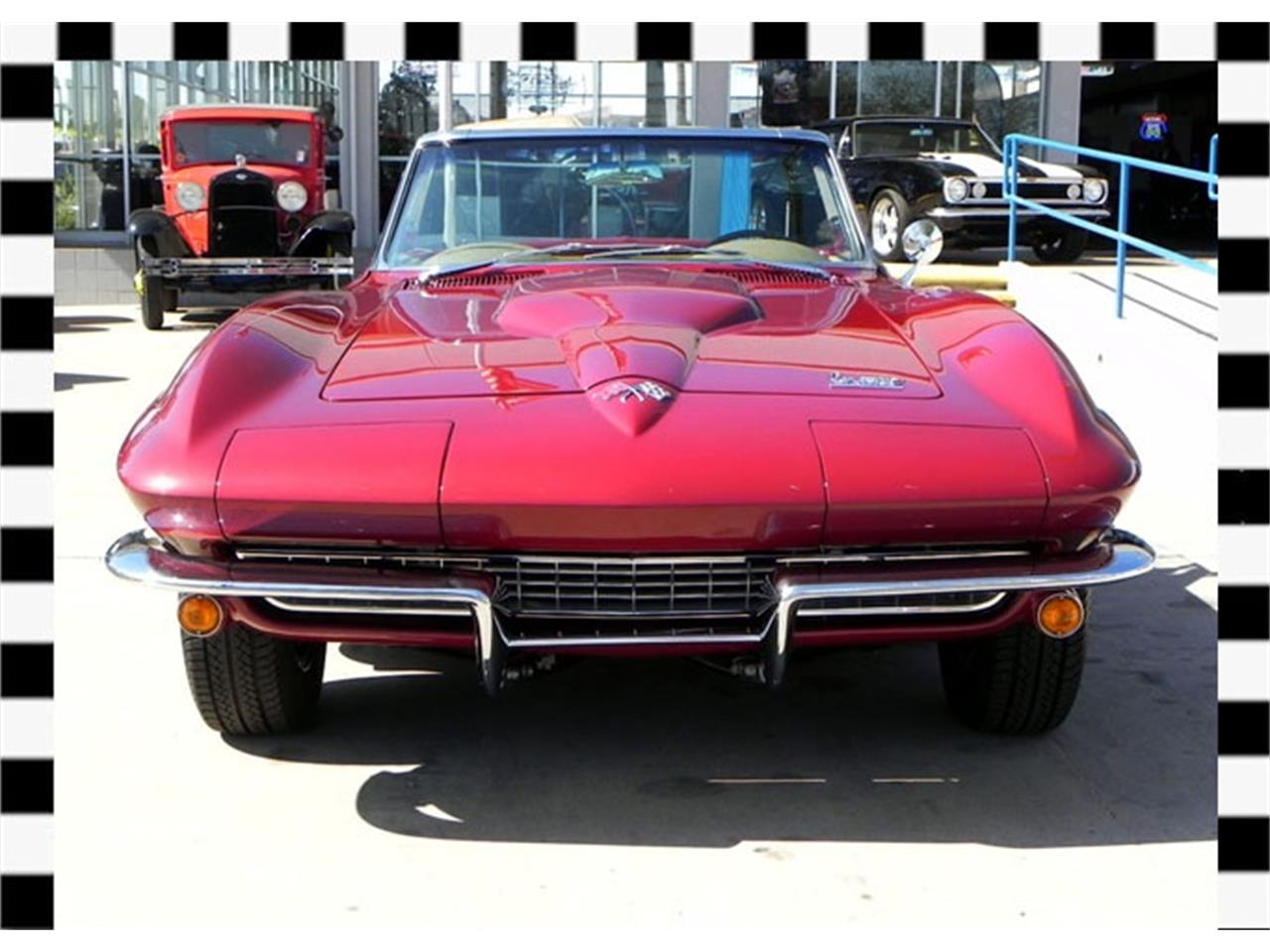 Large Picture of Classic 1966 Chevrolet Corvette located in Alberta - $99,900.00 Offered by a Private Seller - FLDD