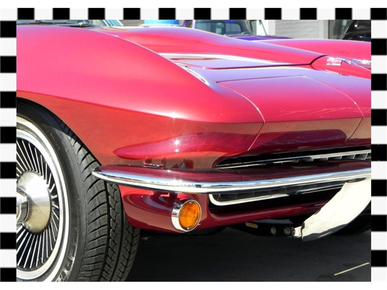Large Picture of Classic '66 Chevrolet Corvette located in Alberta - $99,900.00 Offered by a Private Seller - FLDD